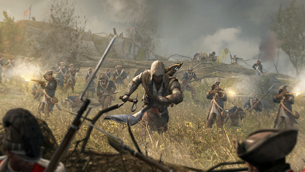 Assassin's Creed III Revolution