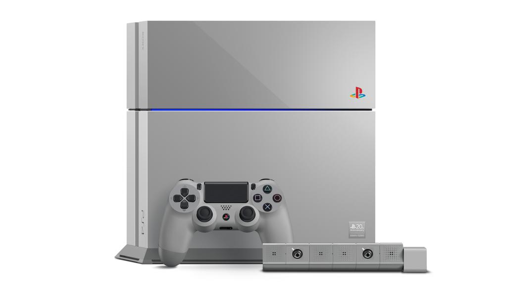 Playstation Kersttrui Kopen.Sony Verkocht 20th Anniversary Playstation 4 Voor 19 94 Pond Power