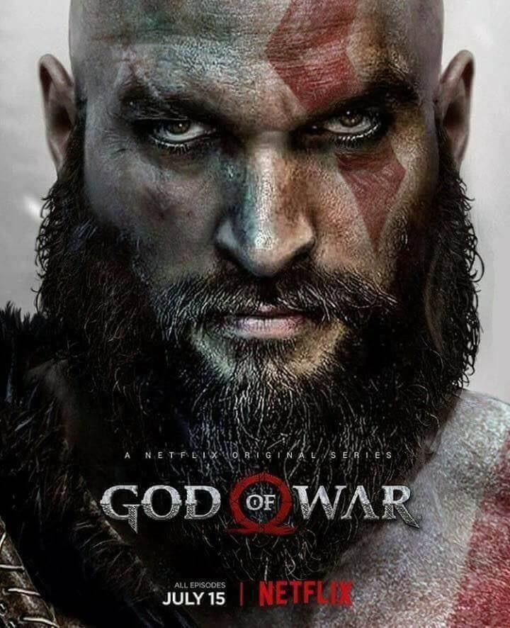 Cory Barlog: God Of War Netflix-show Gaat Niet Gebeuren
