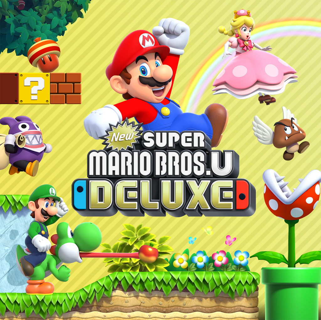 ba6008673be New Super Mario Bros. U Deluxe - Review | Power Unlimited