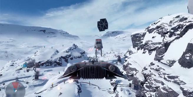 Citaten Uit Star Wars : Ea bereid om star wars battlefront uit te stellen als er