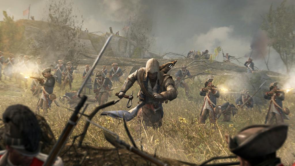 Assassin's Creed III Revolution