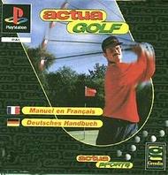 actua-golf