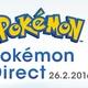 Pokémon Direct aangekondigd voor aanstaande vrijdag