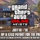 Dit weekend dubbele dollars en RP in GTA Online