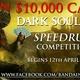 Dark Souls 3 speedrun wedstrijd met hoofdprijs van 10.000 dollar