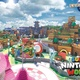 Power Up Bands dragen in het Super Nintendo World-pretpark