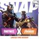 Marvel en Fortnite werken samen met de Infinity Gauntlet Limited Time Mashup met Thanos