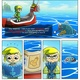 Link en de trollende vis