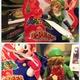 Link eet Mario