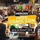 Deze games ga jij spelen op Heroes Dutch Comic Con 2019