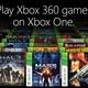 De eerste 104 Xbox One Backward Compatibility games bekendgemaakt