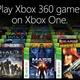 De eerste 104 Xbox One Backward Compatibility games bekendgemaakt