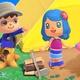 Nintendo deelt nieuwe artwork van Animal Crossing: New Horizons