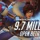 Open beta Overwatch trekt bijna 10 miljoen spelers