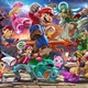 Niet alle levels speelbaar in Super Smash Bros. Ultimate