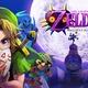 Nintendo legt handelsmerken voor Majora's Mask en andere Zelda-titels vast in Australië