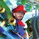 Let's Play Mario Kart 8 - vanmiddag om 16:00
