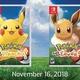 Pokémon: Let's Go! is speelbaar tijdens E3