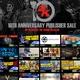 2K viert tienjarig bestaan met dikke Steam Sale