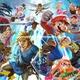 Een uur aan Super Smash Bros. Ultimate-gameplay