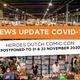 Heroes Dutch Comic Con jubileumeditie verplaatst naar november