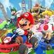 Mario Kart Tour bevat nu een exclusieve Ninja Hideaway-track